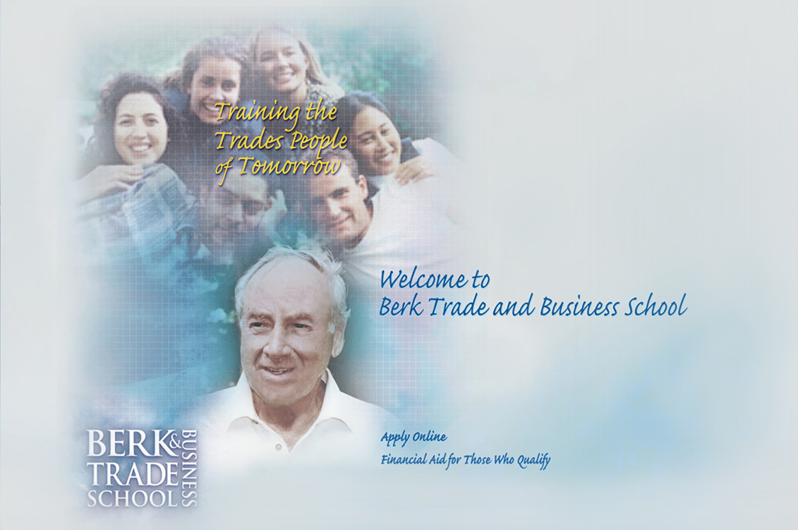 Welcome to Berk Trade and Business School